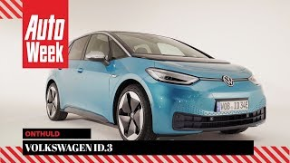 Onthulling Volkswagen ID.3 - Special