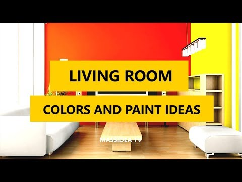 50+ Best Living Room Colors and Paint Ideas in 2018