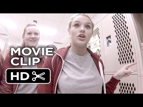 A Girl Like Her Movie CLIP - Shower (2015) - Lexi Ainsworth High School Drama HD