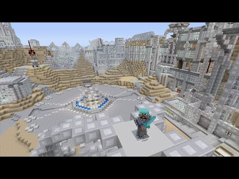 Minecraft (Xbox 360) - Mars Base - Hunger Games