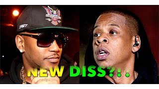 Camron DROPS NEW JAY-Z Diss TRACK?!?  (2017)