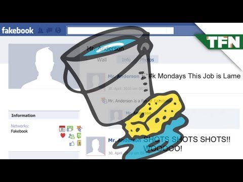Dirty Facebook? Clean it Up!