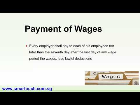 Payroll Malaysia and Employment Act : Definition of Wages (Maybank, CIMB, PBB, Payslip)