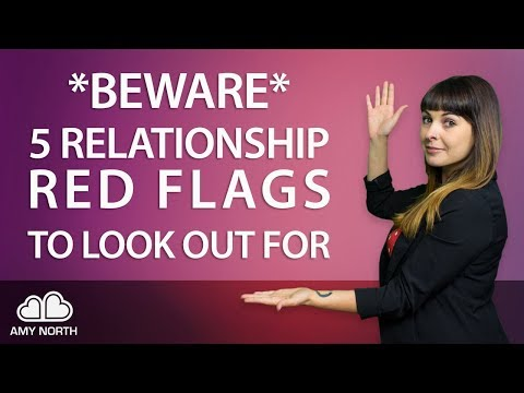 5 RED FLAGS in a New Relationship