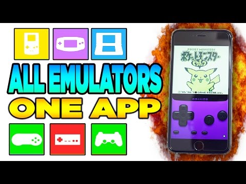 Get ANY Emulator on iPhone iOS 9.3.3 Jailbreak!! PS1, N64, PSP, Gameboy & MORE!!