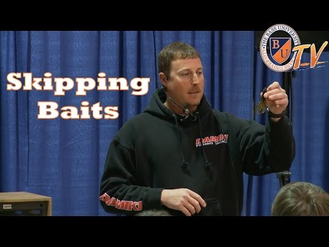 The Art of Skipping Baits with Bryan Thrift