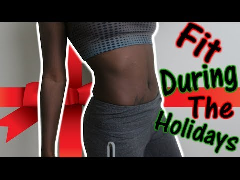 How to Stay Healthy During The Holidays   Vlogmas