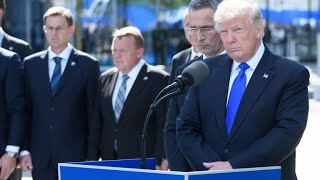 Trump goes after Montenegro, warns they could start World War III