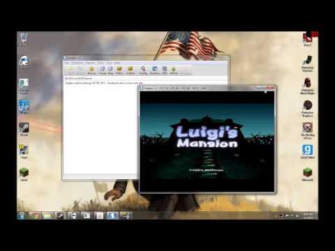 How to enter fullscreen in dolphin gamecube emulator