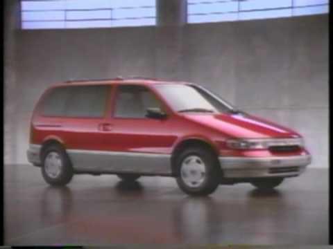 Mercury Villager Commercial 1993