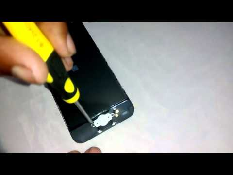 Apple iphone 5, 5C and 5S GLASS Lens ONLY screen Replacement