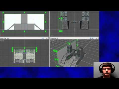 Game Maker 8 - 3D Tutorial: Level Model Upgrade