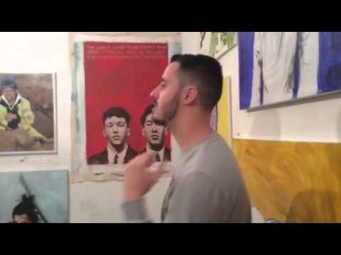 Spoken Word poetry by Olmo Lazarus || Pre-Post-Apocalypse