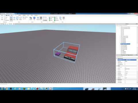 ๖ۣۜR  Roblox: How To Make A Working Regen Button For Cars And More! 2016 [HD]