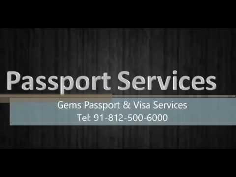 Gems Passport & Visa Services - Hyderabad - UAE