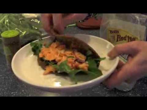 Vegan gluten-free Teff Flour pancakes or wraps