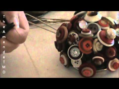 Button Bouquet (Crafting)