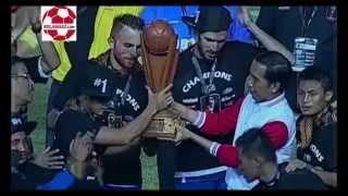 Highlight Final Piala Presiden Persib Bandung vs Sriwijaya FC 18/10/2015