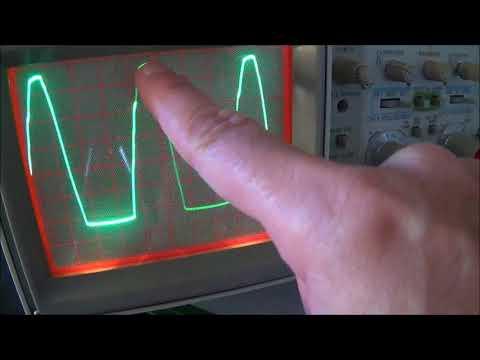 Zener Diode Waveform