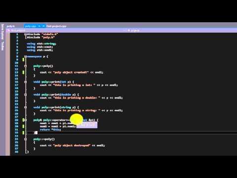 Beginner C++ tutorial 39 (const)