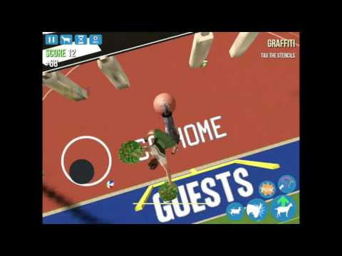 Goat Simulator    How To Get The Cheer Goat