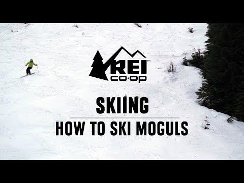 How to Ski Moguls    REI