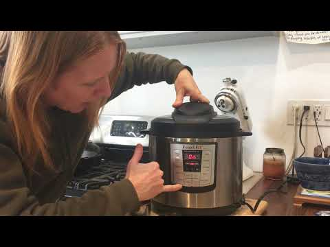 Instant Pot Lesson 9: Using the Manual Setting to Make Pulled Pork