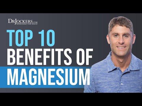 10 Surprising Benefits of Magnesium