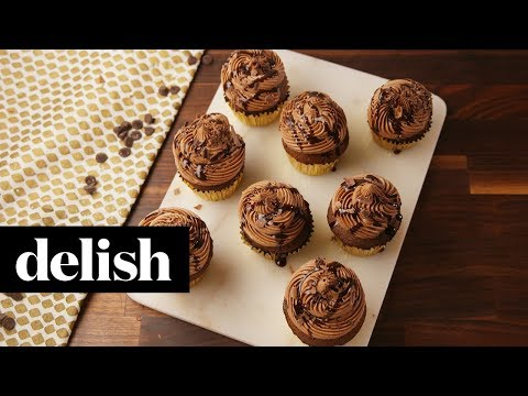 How to Make Baileys Cupcakes | Recipe | Delish