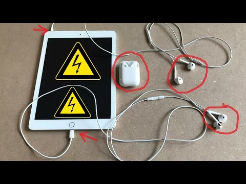 Does it KILL the iPad 2017 if you plug in 3 headphones at once?