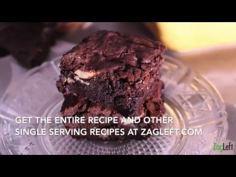 Brownies For One Recipe