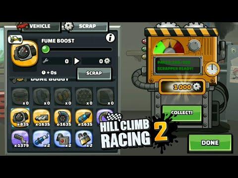 New Scrapyard Update   Hill Climb Racing 2