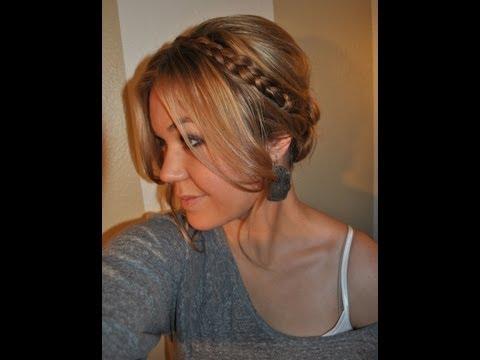 SAG AWARDS- Kaley Cuoco Hair Style