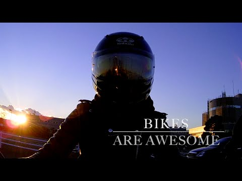 Bikes are awesome!!