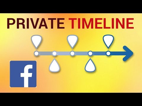 How to Make your Facebook Timeline Private