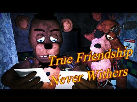 [SFM] True Friendship Never Withers, Part 1