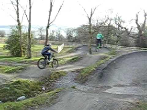 Rhiwfawr pump track
