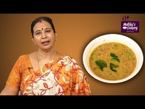 Vazhaippo : Milagu kulambu | Mallika Badrinath Recipes | Gravy recipe for rice