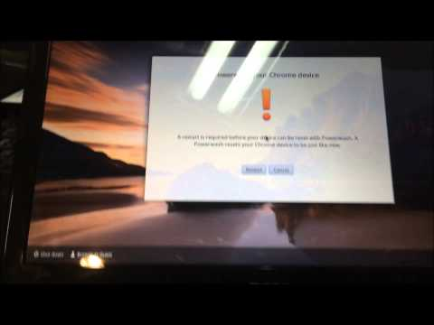 How To Reset Restore Powerwash Acer Google chromebook Fix Laptop