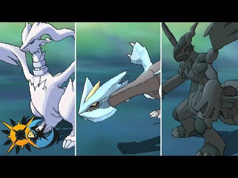 How to Get Zekrom, Reshiram, and Kyurem in Pokémon Ultra Sun and Ultra Moon!
