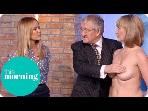 Xxx Mp4 How To Check For Breast Cancer This Morning 3gp Sex