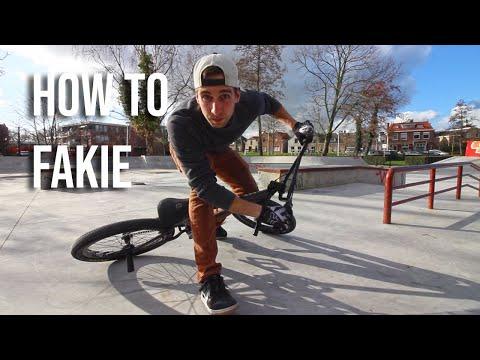 How to Fakie BMX!