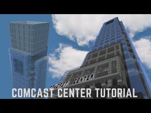 Comcast Center Tutorial (Minecraft Xbox)