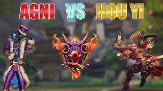 Agni: SMITE Masters Duel Gameplay - Pimpslapped!