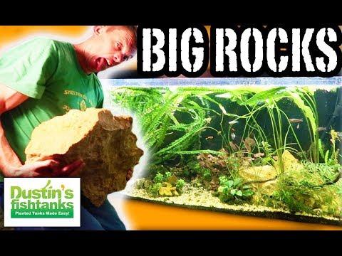 Aquarium Maintenance: MONSTER ROCK? 220 Deconstruction in my favorite Fishtank