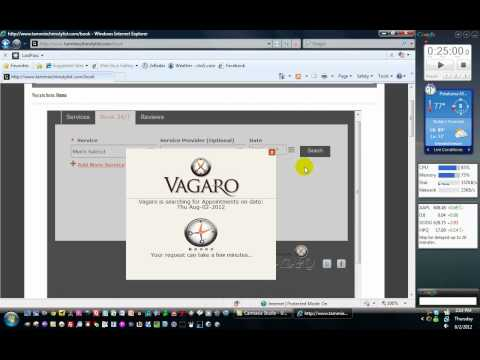 Vagaro - How To Book an Appointment