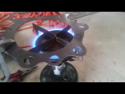 Annealing a Copper Gasket