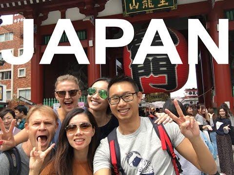 Japan Trip 2017 - Tokyo, Kyoto, Osaka, Nara, Hakone, Takaragawa