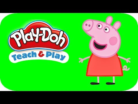 PEPPA PiG PLAY DOH UNBOXING AWESOME FUN!