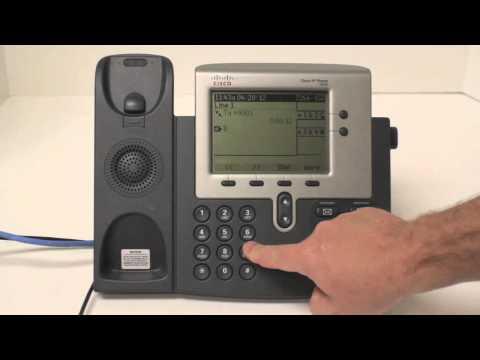 Cisco 7940 How to record outbound calls